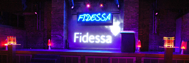 Fidessa event at Fabric
