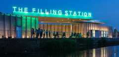 The Filling Station, King's Cross