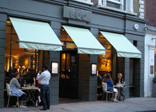 Cafe-Luc, Marylebone