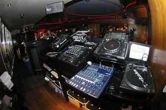 Control Equipment installed by Sound Division at Novikov