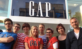 Vogue's Fashion Night Out at Gap