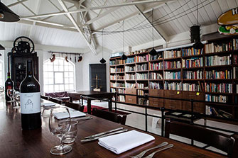 Hix at Tramshed - Kitchen Library