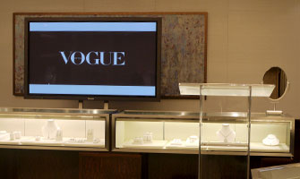 Vogue at Tiffany's