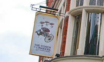 Coach Makers Arms - Maylebone